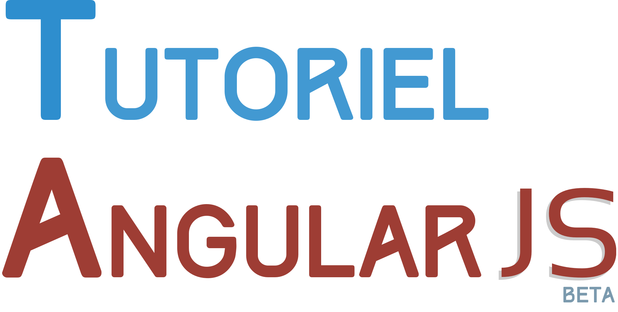 logo Tutoriel AngularJS